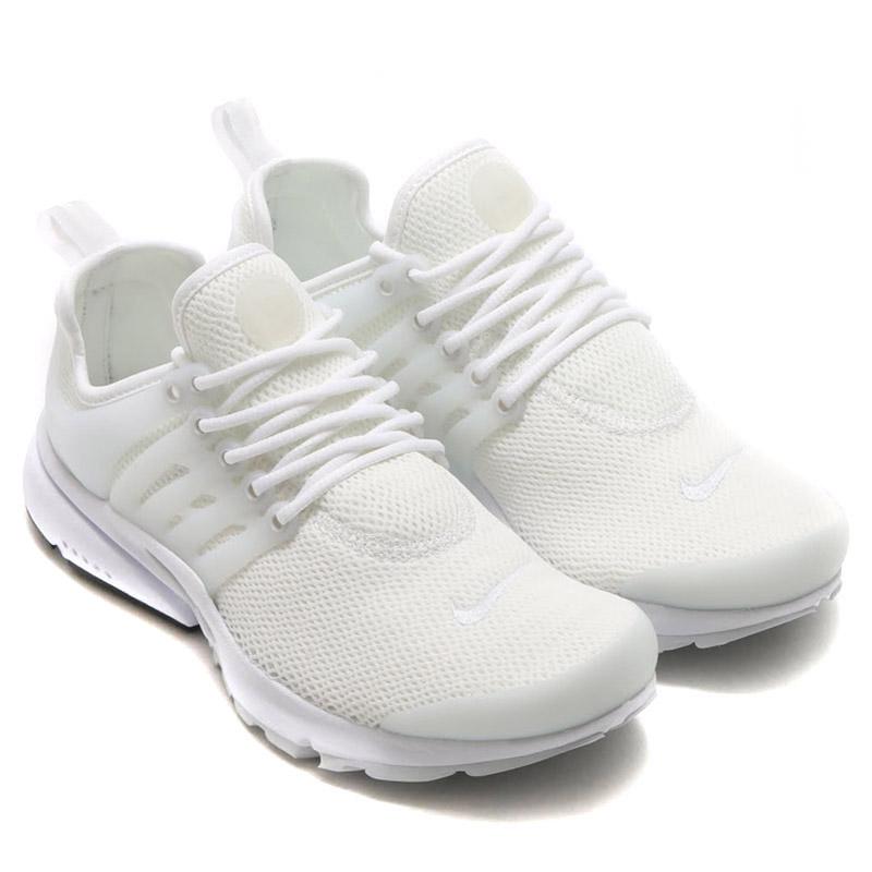info for d2350 e7fb8 NIKE WMNS AIR PRESTO (Nike Womens air Presto) WHITE PURE PLATINUM-WHITE  WHITE 16SU-I