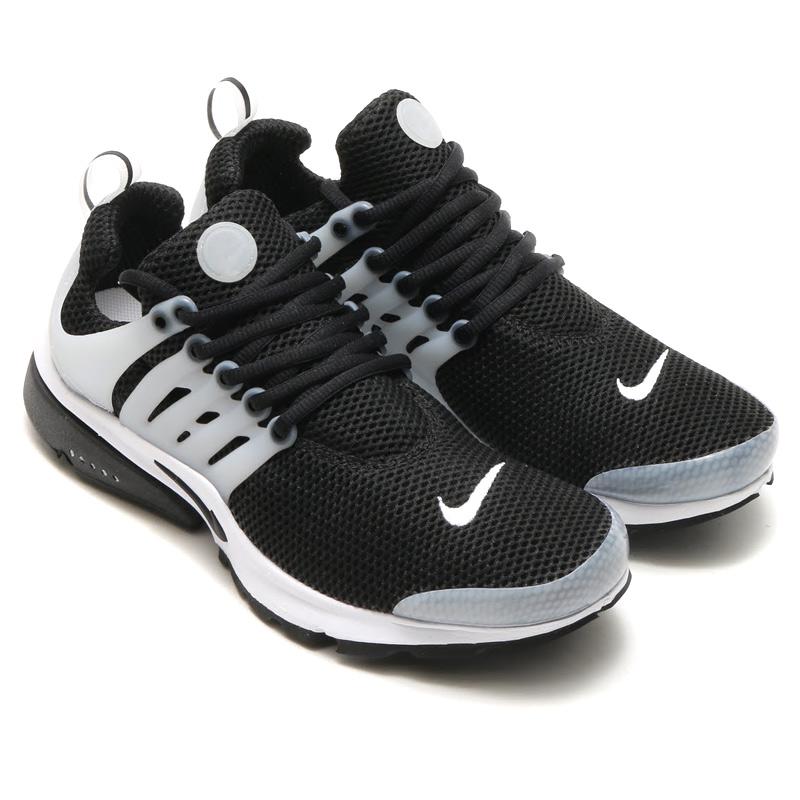 online store 7423d 2f191 NIKE AIR PRESTO (Nike Air Presto) BLACK BLACK-WHITE NEUTRAL GREY 16SU-I