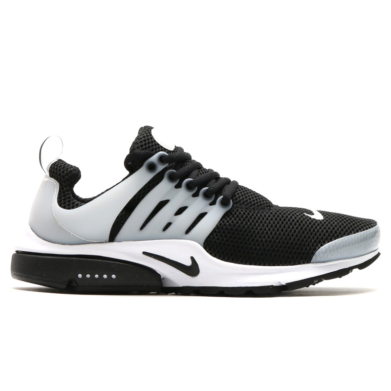 70e103721b7 ... NIKE AIR PRESTO (Nike Air Presto) BLACK/BLACK-WHITE/NEUTRAL GREY ...