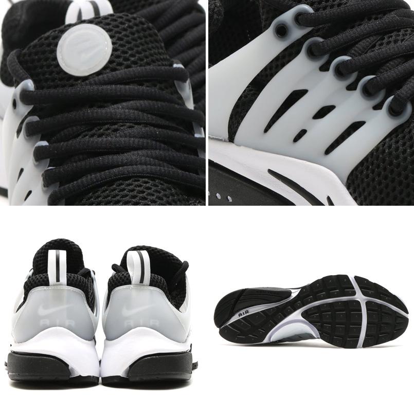 online store 052fb c7f95 NIKE AIR PRESTO (Nike Air Presto) BLACK BLACK-WHITE NEUTRAL GREY 16SU-I