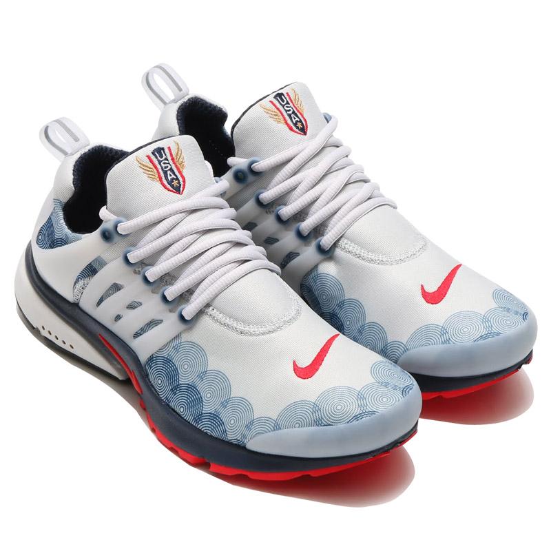 7b5d4c63d99f NIKE AIR PRESTO GPX (Nike Air Presto GPX) NEUTRAL GREY COMET  RED-OBSIDIAN-BLACK-WHITE-METALLIC GOLD 16FA-I