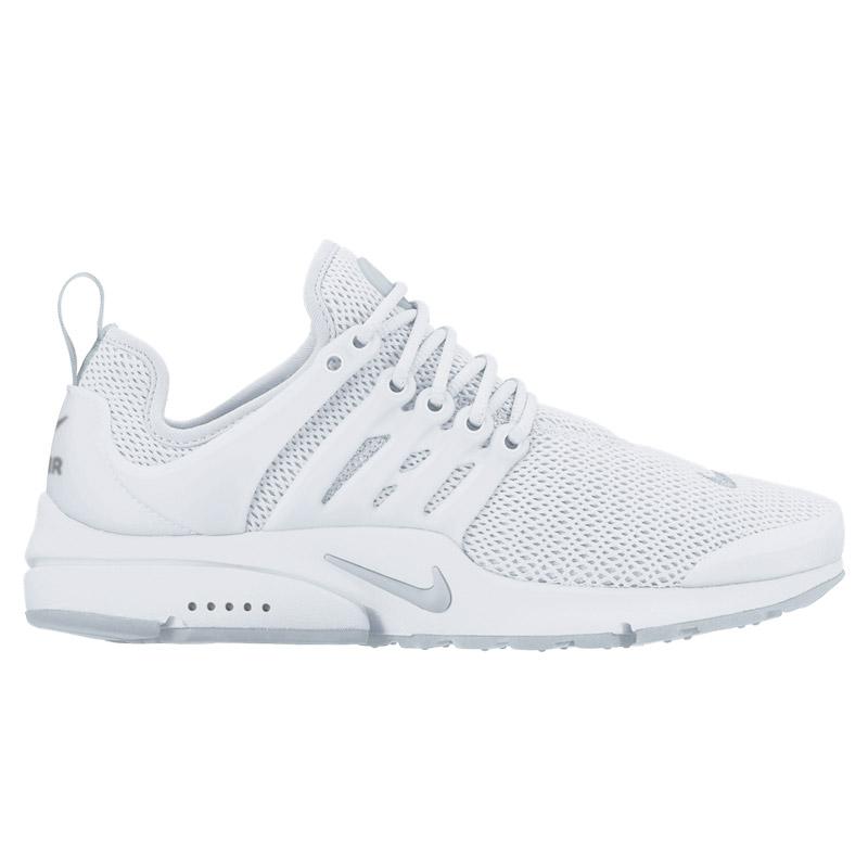 huge selection of 173a1 a187e NIKE WMNS AIR PRESTO (Nike women air presto) WHITE PURE PLATINUM-WHITE WHITE  16FA-I