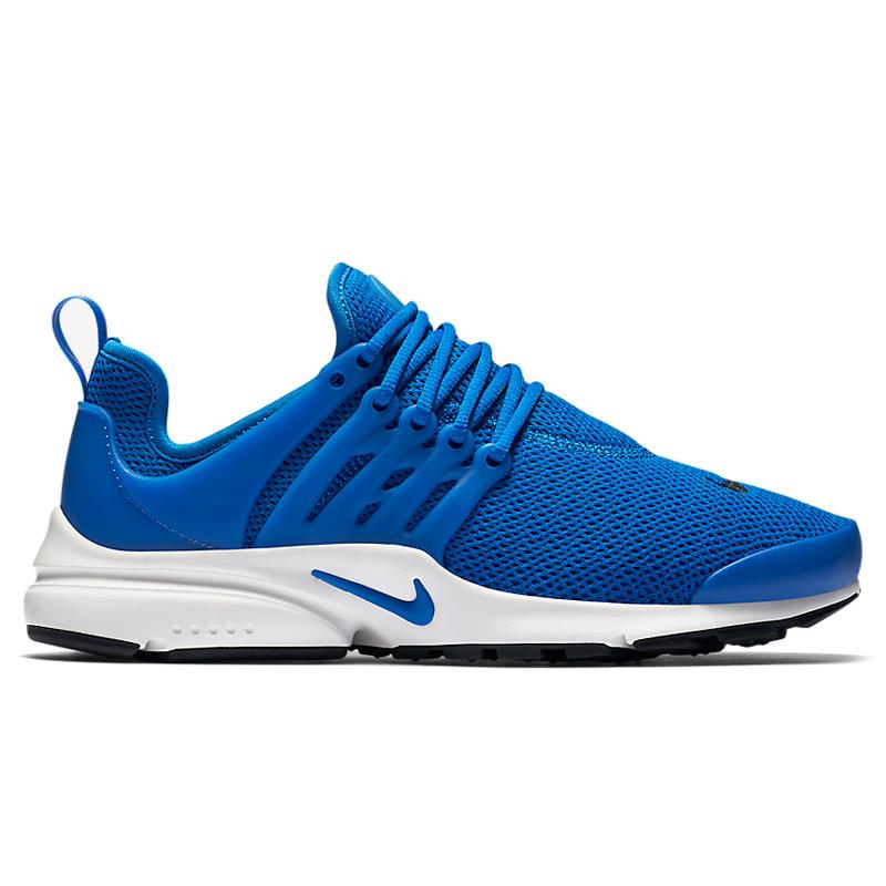 sale retailer ee81e 07364 NIKE WMNS AIR PRESTO (Nike Womens air Presto) BLUE SPARK BLACK-SUMMIT WHITE  16FA-I