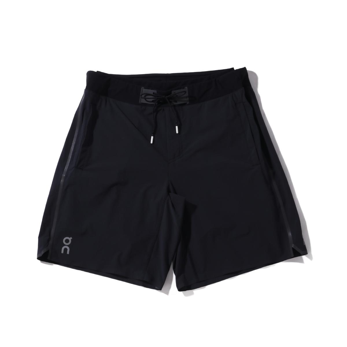 On Hybrid Shorts(オン ハイブリッド ショーツ)Black【メンズ ハーフパンツ】19FW-I