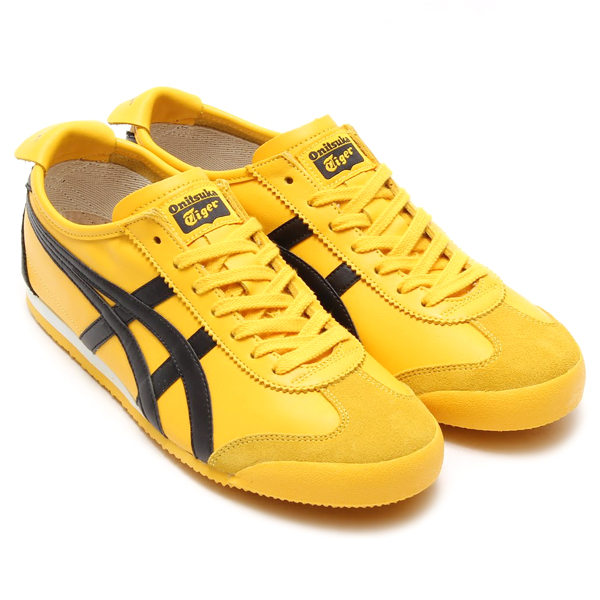 Onitsuka Tiger MEXICO 66(オニツカ タイガー メキシコ 66)YELLOW/BLACK19SS-I
