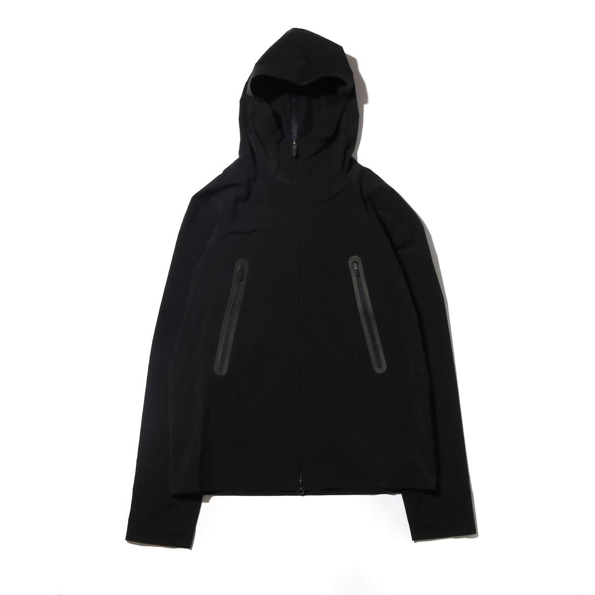 DESCENTE PRIMEFLEX STRETCH JACKET (デサント プライムフレックス ストレッチ ジャケット) BLACK【メンズ ジャケット】17FW-I