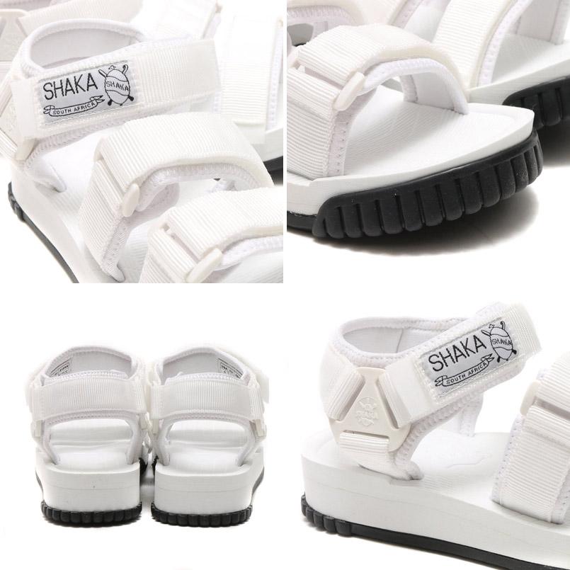 SHAKA NEO BUNGY (Shaka neo bungee) WHITE 16SS-I
