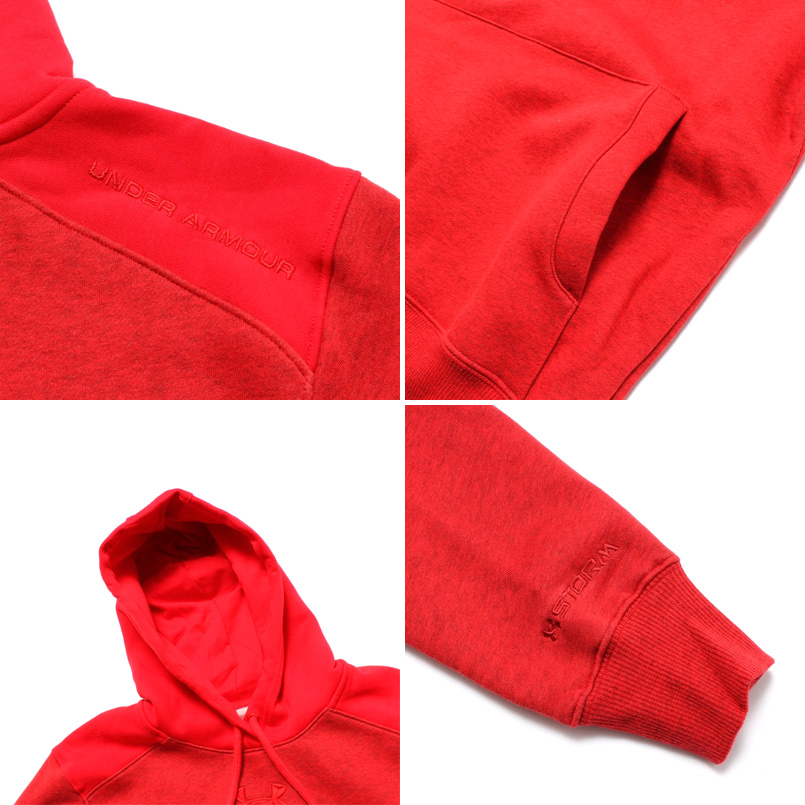 UNDER ARMOUR storm charged cotton Hoodie (Hoodie under armour charged cotton storm)-6 color