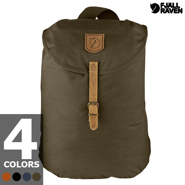 FJALL RAVEN GREENLAND BACKPACK SMALL(フェールラーベン グリーンランド バックパック スモール)4色展開15SS-I