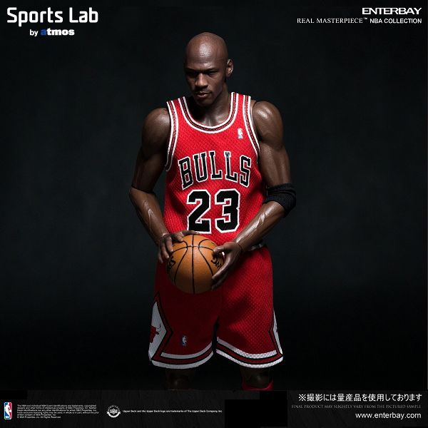 886352e9ee3885 ENTERBAY REAL MASTERPIECE NBA COLLETION MICHAEL JORDAN