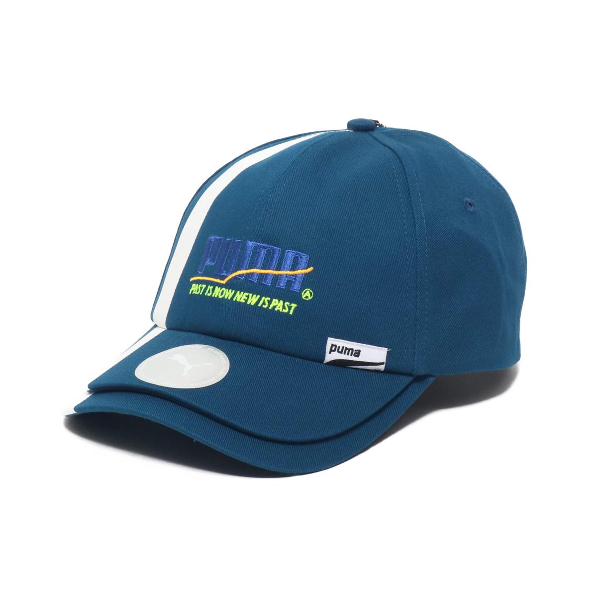 PUMA X ADER ERROR CAP(プーマ X アーダーエラー キャップ)GIBRALTAR SEA【メンズ レディース キャップ】19FA-S
