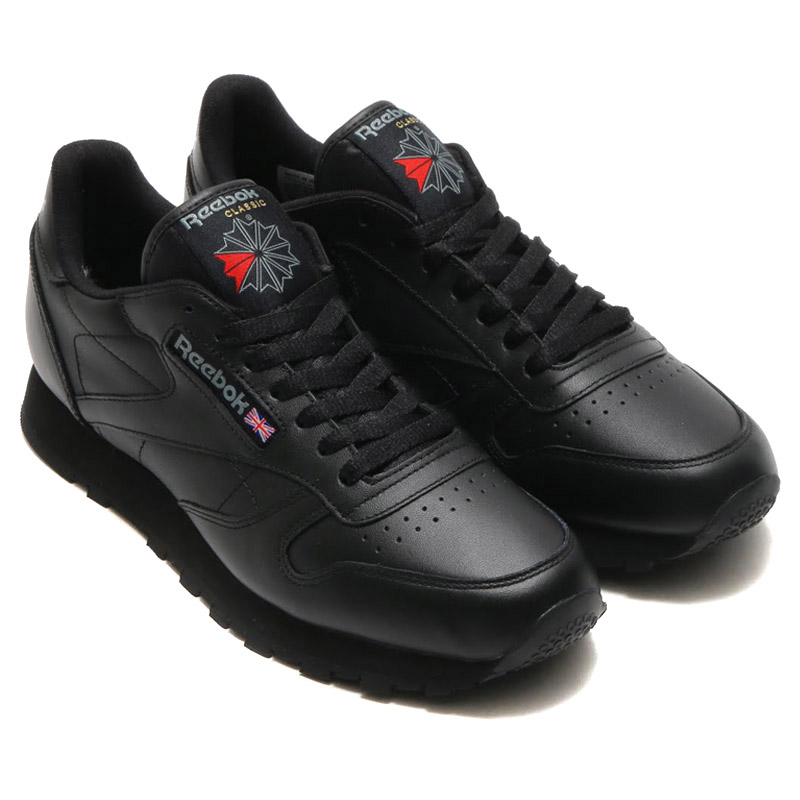 atmos-tokyo  Reebok CL LEATHER (Reebok classic leather) INT-BLACK ... 8da99197c