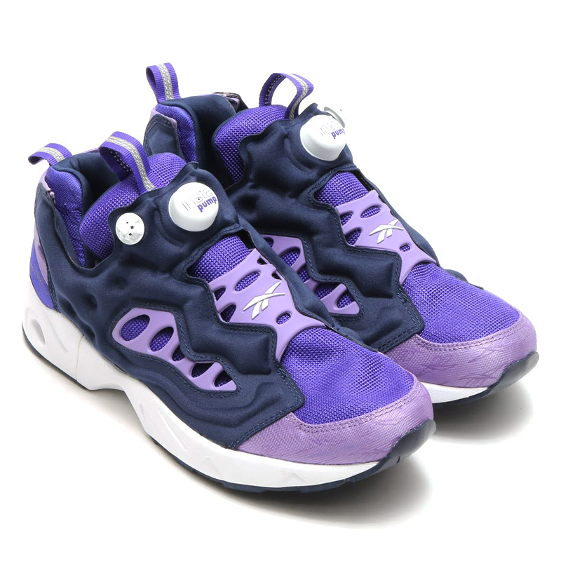 e0d90a16b83f Reebok INSTA PUMP FURY ROAD (Reebok insta pump fury road) TEAM PURPLE SMOKY  VIOLET CLLG NAVY WHITE 15FW-S