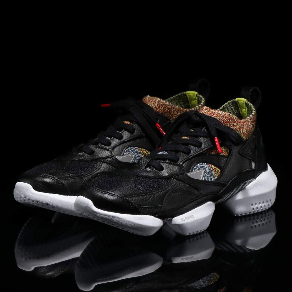 Reebok Classic 3D OP Pro Black Hypergreen White Men Fashion New Sneakers CN3956