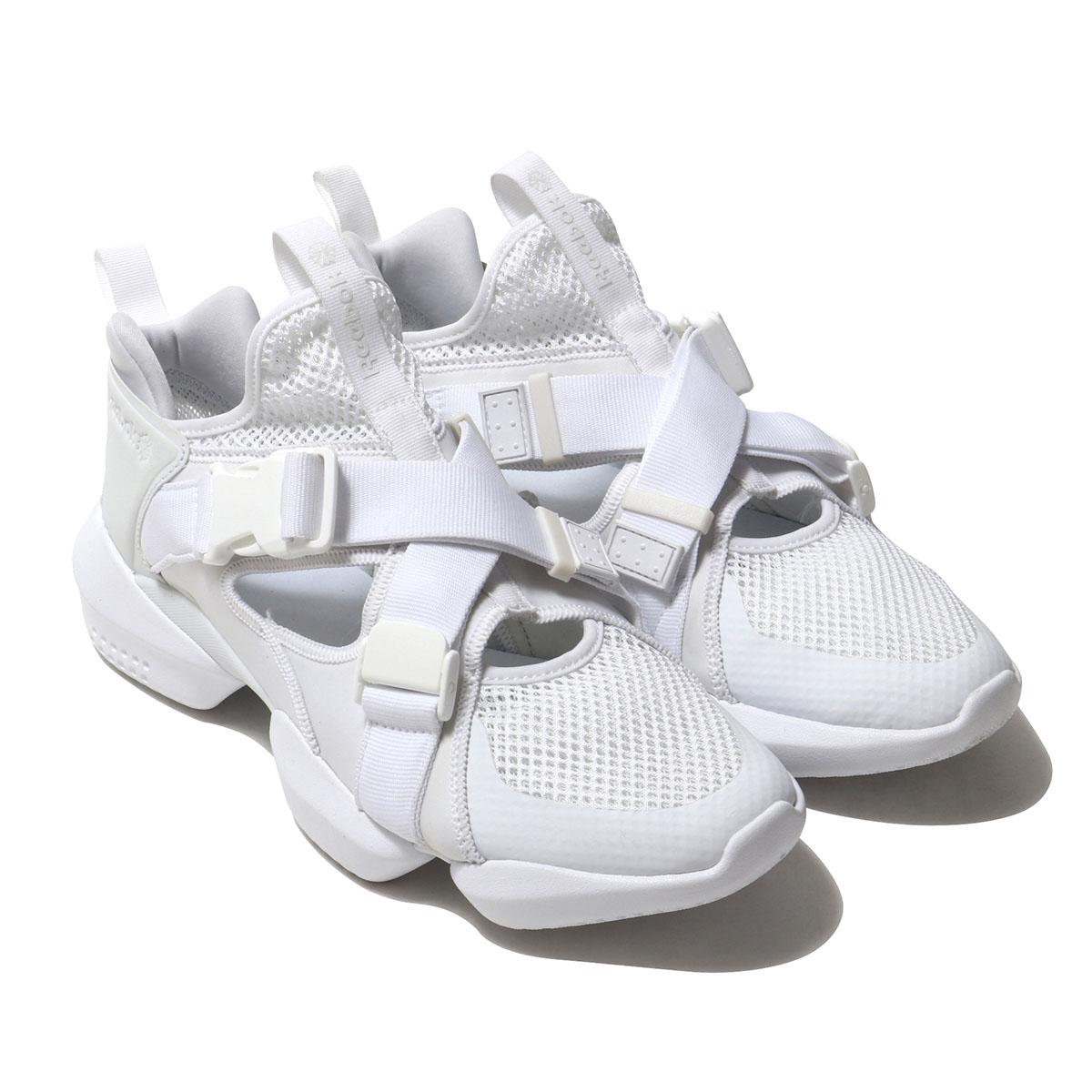 Reebok 3D OP. S-STRP (リーボック 3D OP. S-STRP)WHITE / TRUE GRAY【メンズ レディース スニーカー】19SS-I