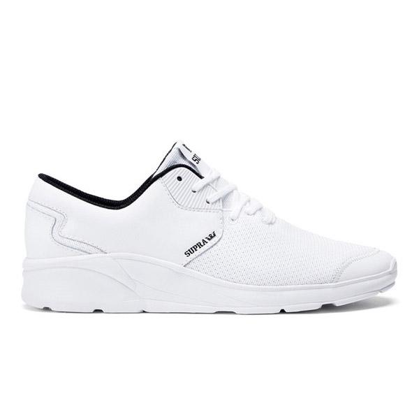 SUPRA NOIZ(スープラ ノイズ)WHITE-WHITE【メンズ スニーカー】16Q1-I