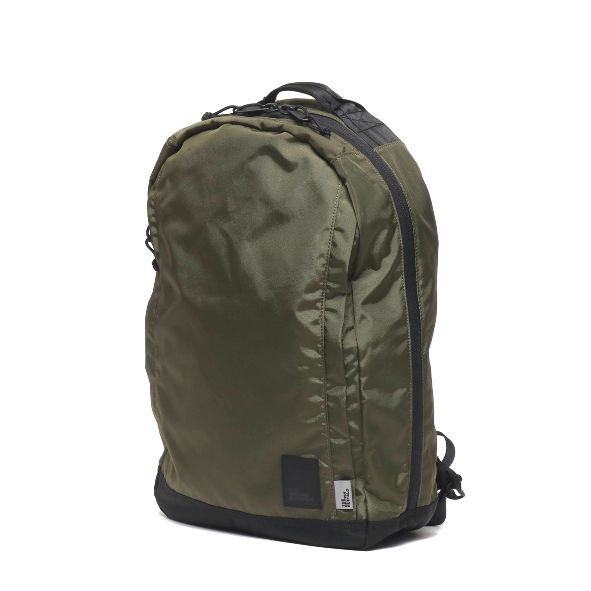 THE BROWN BUFFALO CONCEAL BACKPACK (ザブラウンバッファロー コンシェル バックパック)OLIVE【メンズ バックパック】19SP-I