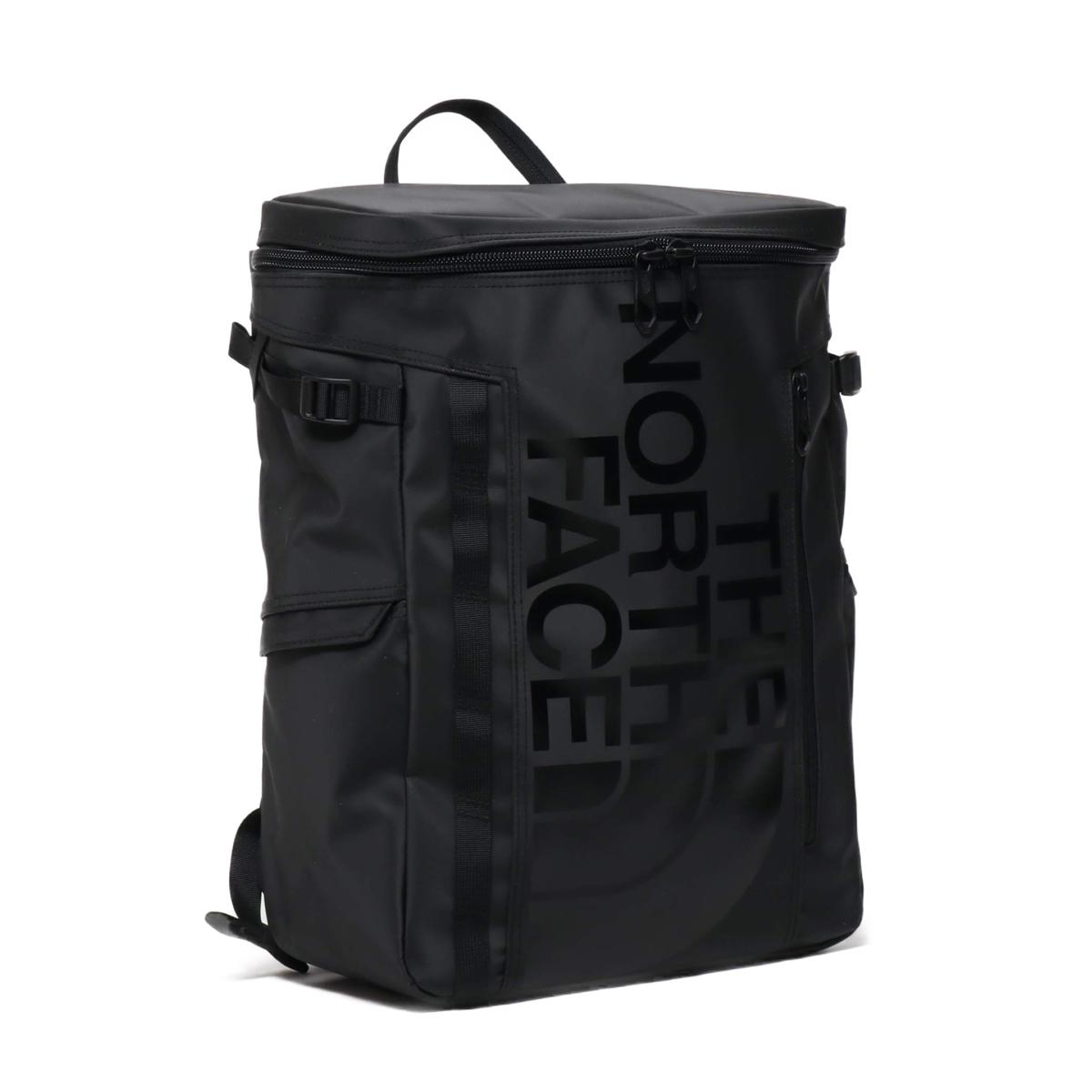 THE NORTH FACE BC FUSE BOX II(ザ・ノース・フェイス ベースキャンプヒューズボックス)BLACK【メンズ レディース バックパック】20SS-I