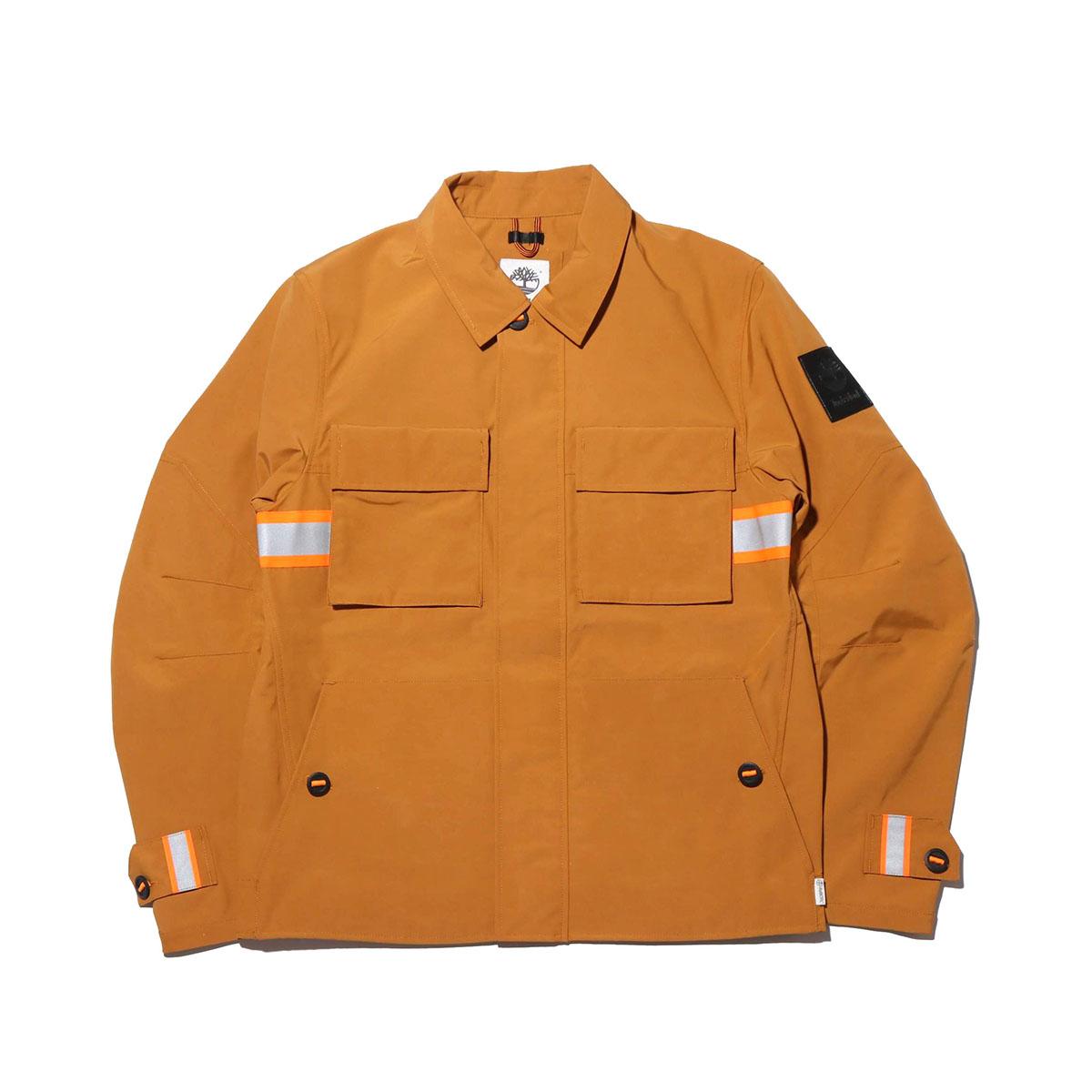 Timberland AF Worker Jacket(ティバンーランド AF ワーカージャケット)Wheat【メンズ ジャケット】20SS-S