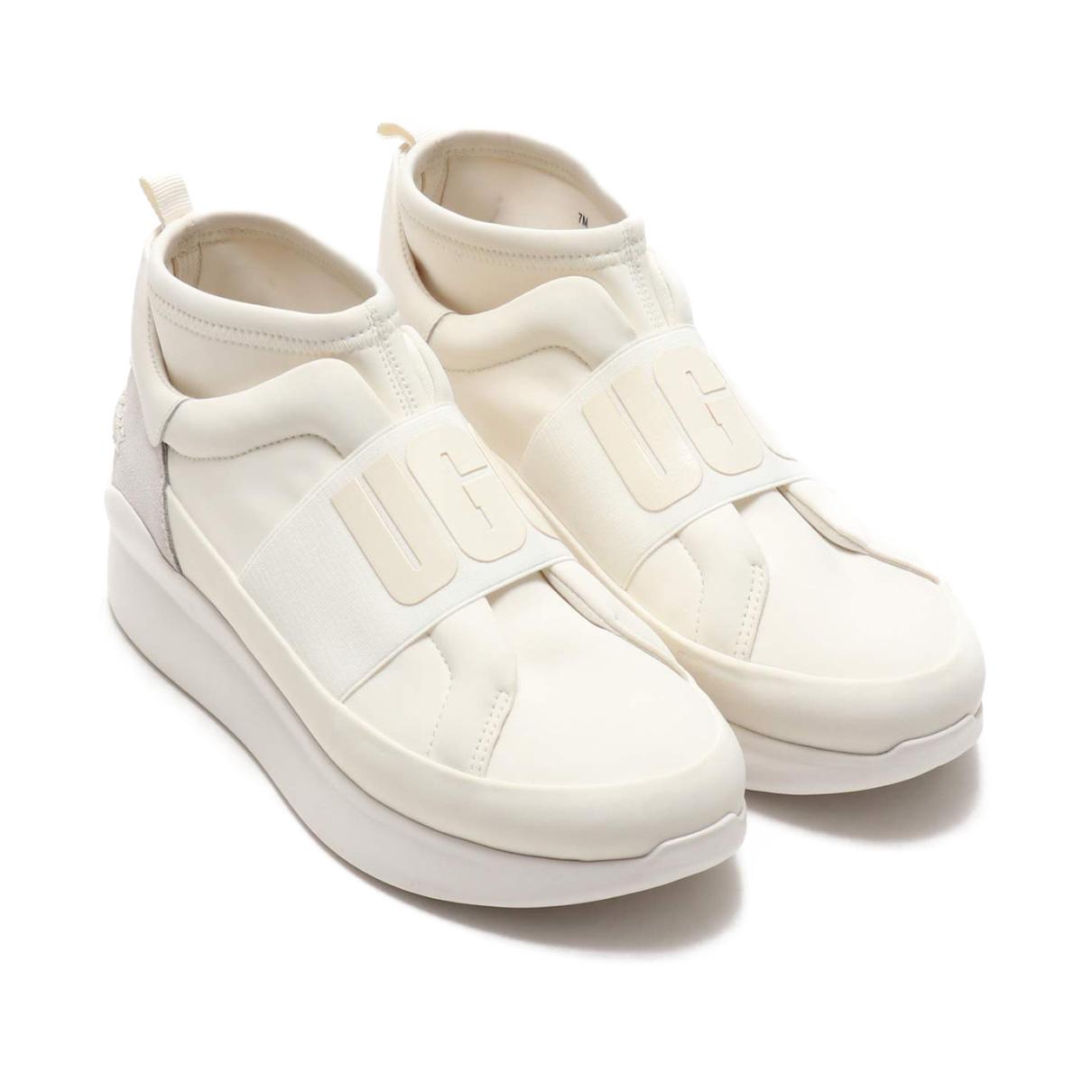 UGG Neutra Sneaker (アグ ニュートラ スニーカー)COCONUT MILK【レディース スニーカー】18FW-I