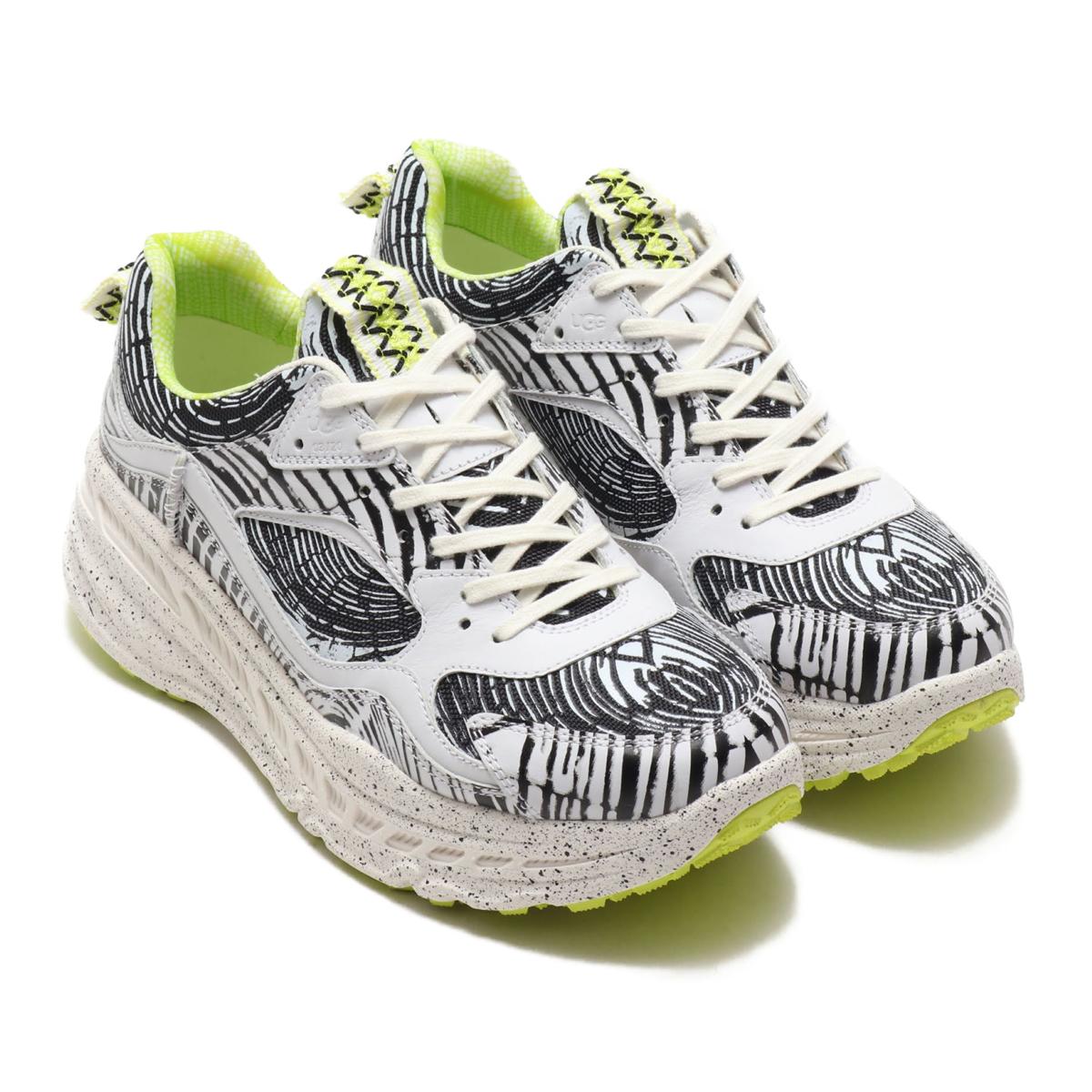 UGG CA805 x Cedar Sneaker(アグ シーエー805 × セダースニーカー)White【メンズ レディース スニーカー】20SS-S