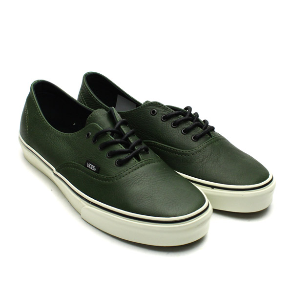 vans authentic decon ca nature leather black nz