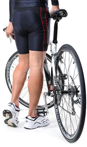 ★スポーツが変わる!筋肉疲労を軽減するスポーツウェアFIXFIT RACERフィックスフィット キネシオロジー【品番:ACW-X06 デュアルパット付きショートタイツ】話題のサポートインナー 自転車 サポートタイツ コンプレッションインナー 02P06Aug16