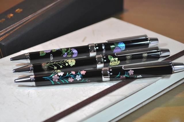 2 + 1 雅 장면이 Miyabi Emaki 파일럿 다기능 펜