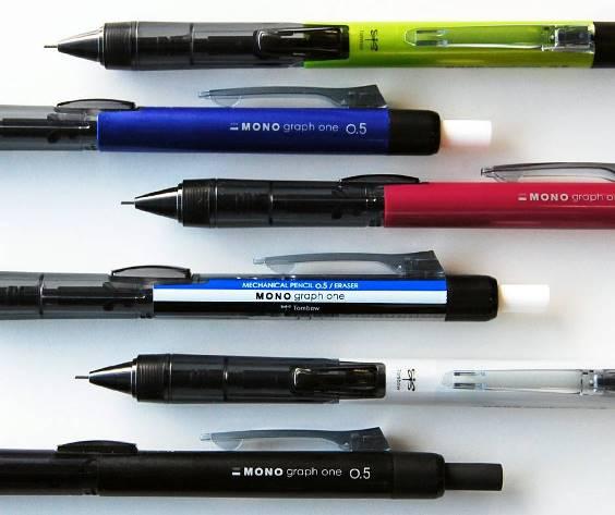 Tombow MONO graph one / monographwan pencil tombow