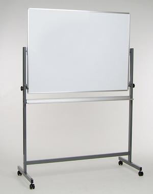 両面型 回転ホワイトボード 板面サイズ900x1200
