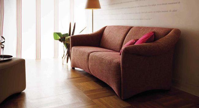 L8410S リビングチェア 3人掛椅子 張地 Fabrics B