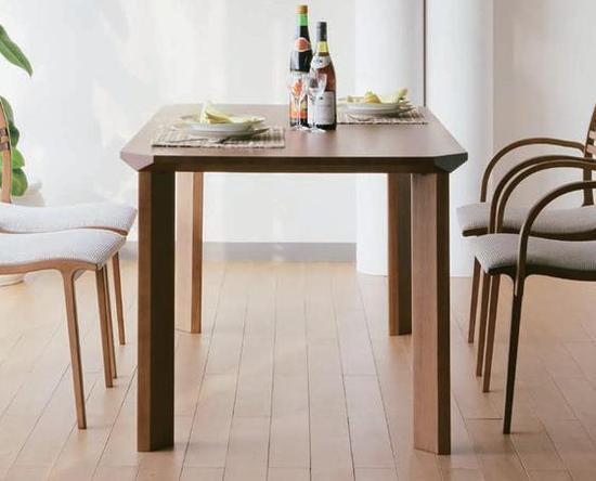 ダイニングテーブル R3660C オーク(天板・無垢材)