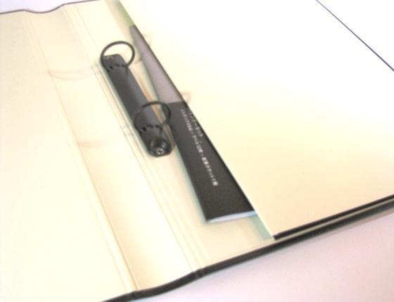 MOLESKINE folio/professional 내역서 전문 바인더