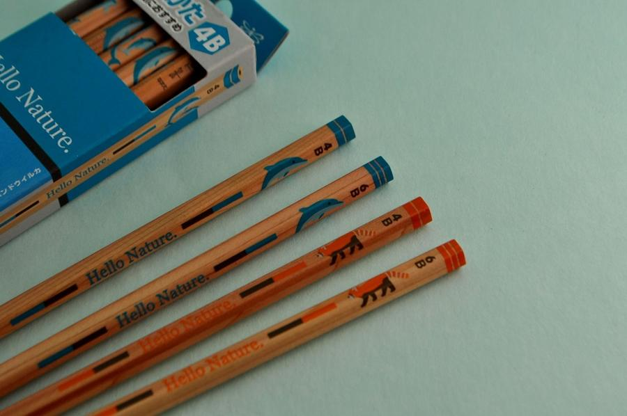 鉛筆 名前