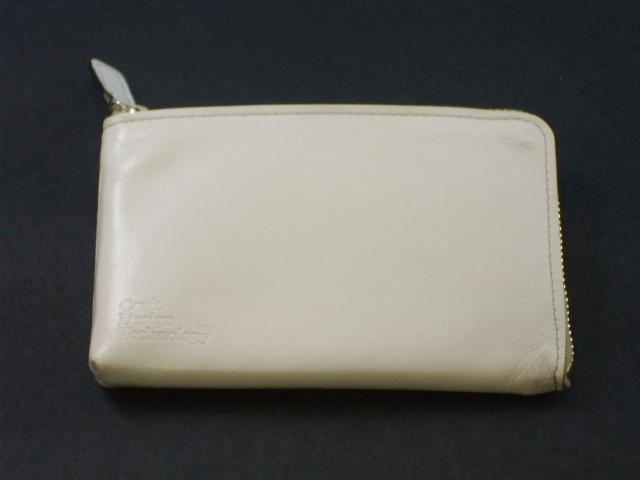 At N Nagasaka Ltd Multicast Leather White Black Craft Design