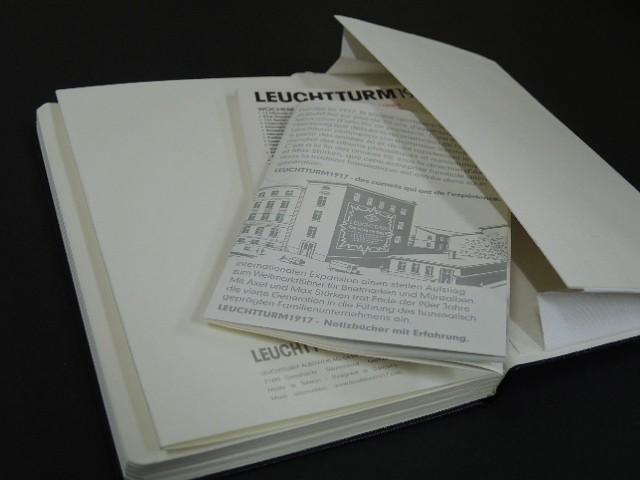 2017 Edition LEUCHTTURM roychttulm schedule + notes