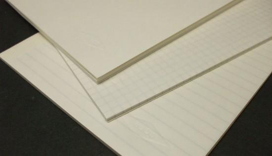 Notebook MUCU A5 much A5 notebook (SHIRO MUCU)