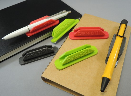 AT-N Nagasaka Ltd.: Rubber pen holder pen-pal penpal ...