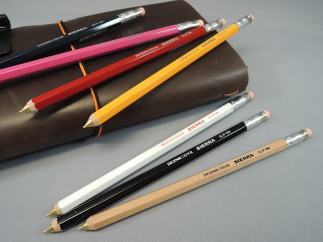 SLIP-ON SIERRA tree axis mechanical pencil (long type)