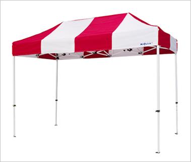 *ミスタークイック テント*スチール・アルミ複合タイプ(360×180cm)T-13型