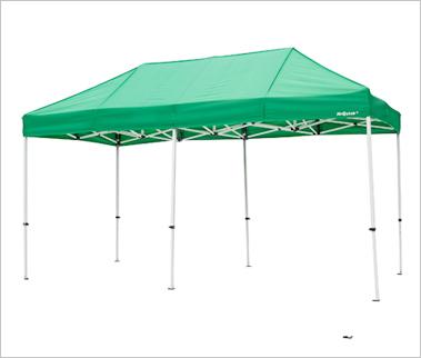 *ミスタークイック テント*スチール・アルミ複合タイプ(480×240cm)T-24型
