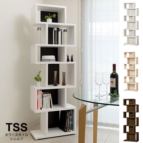 atom-style | Rakuten Global Market: Display rack wooden shelf ...