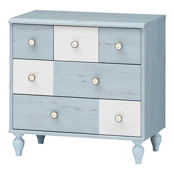 Chest Stylish Antique 3 Stage Low Of Drawers French Country Clothing Storage Kids Dressers