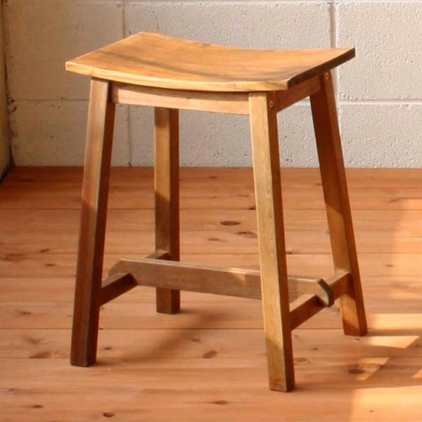 Stool Woods Tools Stylish Wooden Scandinavian Antique Wooden Chair Chair  Chair Backless Counter Stool Designer Dining ...
