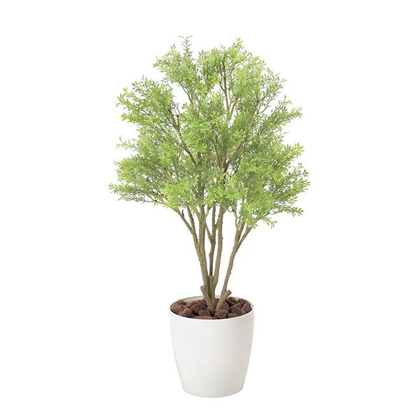 人工観葉植物 光触媒 観葉植物 フェイクグリーン インテリア 人工植物 防汚 消臭 抗菌 高さ70cm メープル