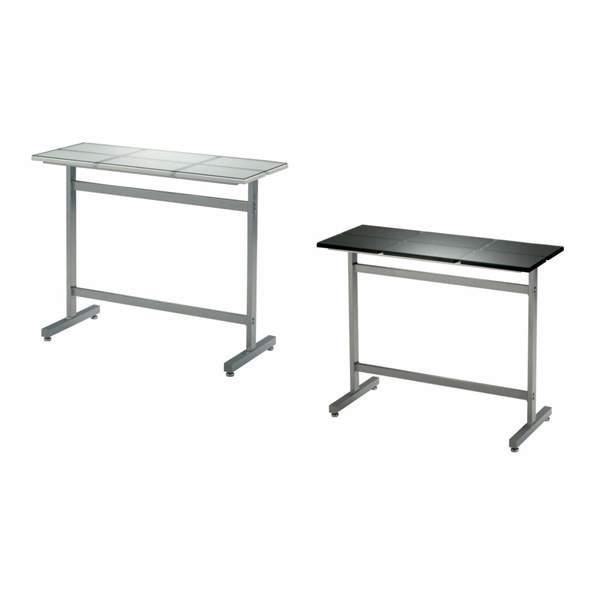 カウンターテーブル バーテーブル ハイテーブル Float バーカウンターガラス天板 インテリア ブラック ホワイト モノトーン ダイニング ガラステーブル モダン 北欧 おしゃれ 幅110 奥行き45 ガラス テーブル カフェテーブル スタイリッシュ つくえ バーカウンターテーブル