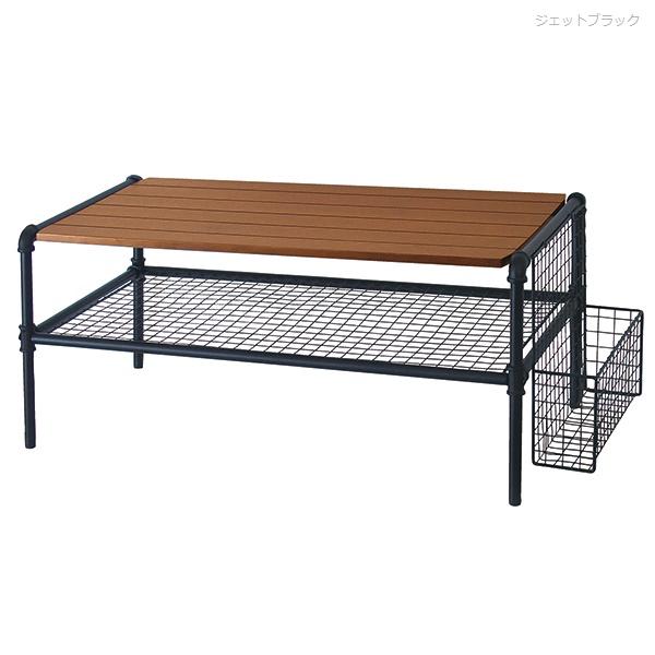 ローテーブル センターテーブル シンプル コンパクト つくえ 北欧 無垢材 アンティーク調 木製 ブラウン ブラック ソファテーブル テーブル ロータイプ リビングテーブル おしゃれ メンズ カフェテーブル アイアン風 一人暮らし リビング 収納 人気 机 新生活