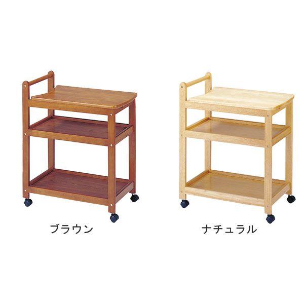 atom-style  라쿠텐 일본: 나무 주방 트롤리 3 단 가방 천 슬라이딩 ...