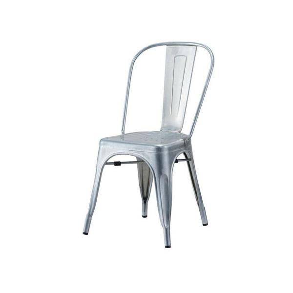 ダイニングチェア スタッキング 背もたれ付 ダイニングチェアー デザイン スチール カフェチェア スタイリッシュ モダン ガーデンチェア 屋内 イス おしゃれ 屋外 店舗 アンティーク調 カフェ レトロ テラス モデルルーム 椅子 北欧 ヴィンテージ風 インテリア