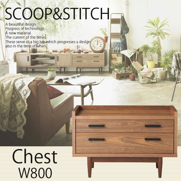 Chest Stylish Nordic Antique Completed Wood Low Snack Clothing Storage Walnut Living Board Tv Stand 80